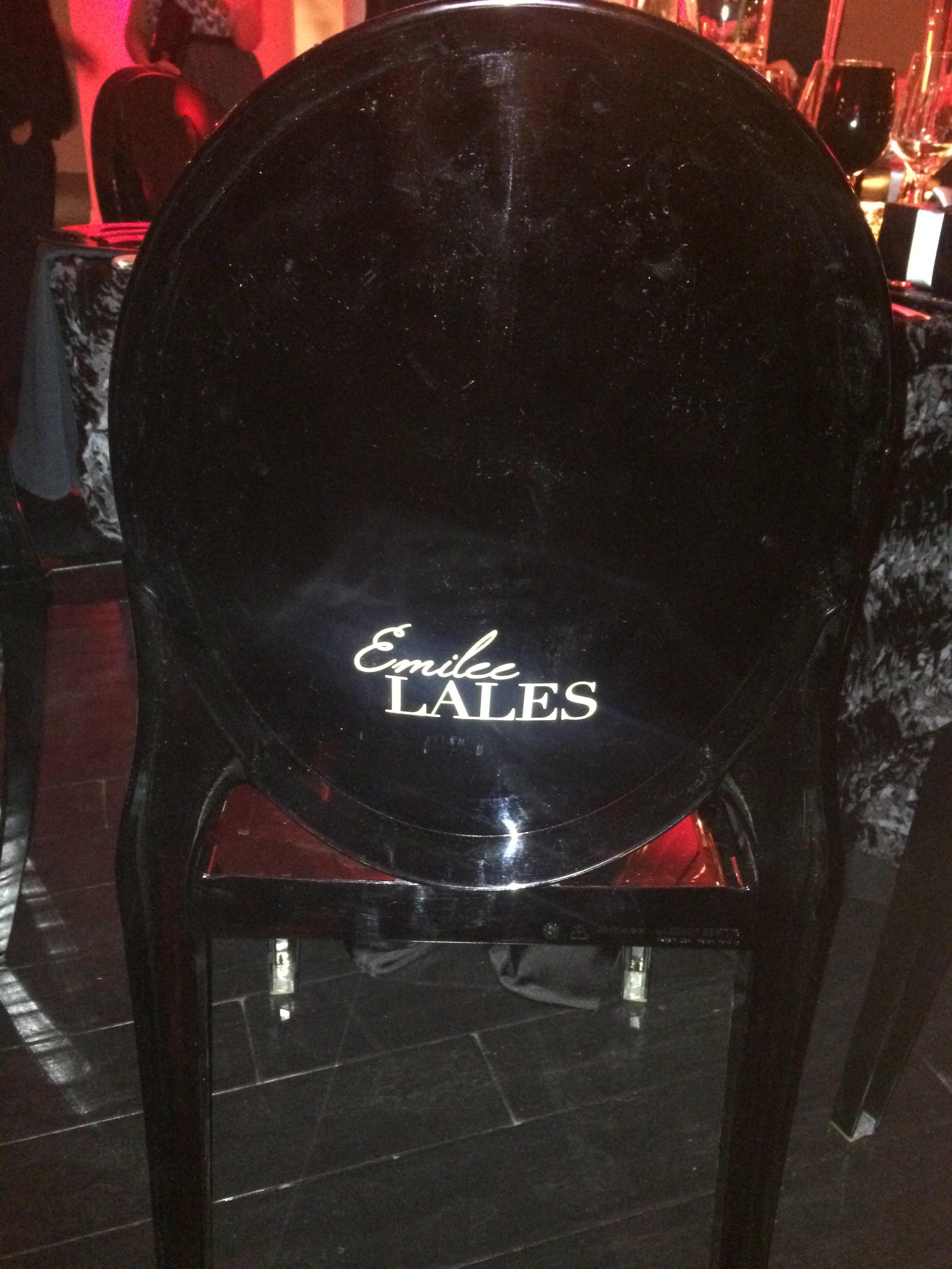 Em's chair